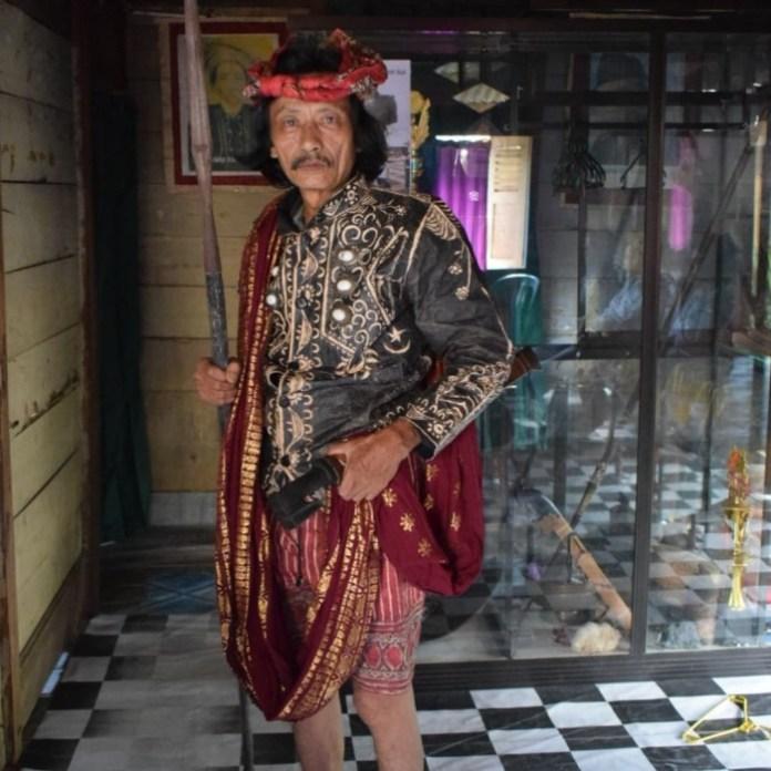 Jual Baju Adat Kulit Kayu Kab Luwu Utara Aulia Ramadhani Shop Tokopedia