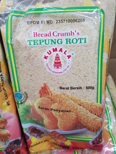 Tepung Roti Halus : tepung, halus, Tepung, Halus, Kumala, 500grm, Jakarta, Barat, Sehigas, Mardirahayu, Tokopedia