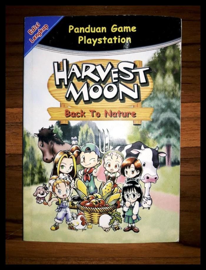 Panduan Harvest Moon : panduan, harvest, MURAH, PANDUAN, HARVEST, NATURE, LARIS, Jakarta, Barat, Aufreystore, Tokopedia