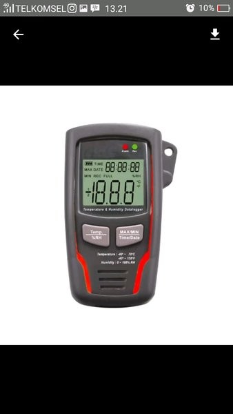 Alat Untuk Mengukur Kelembapan Udara : untuk, mengukur, kelembapan, udara, Pengukur, Temperatur, Kelembapan, Udara, Krisbow, Terbaik, Surabaya, PRIMA, HARDWARE, Tokopedia