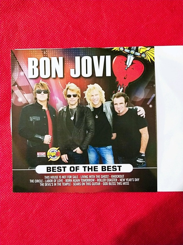 Lagu Bon Jovi Terbaik : terbaik, HEMAT, KASET, MUSIK, AUDIO, LENGKAP, ALBUM, Jakarta, Barat, MOVIE, Tokopedia