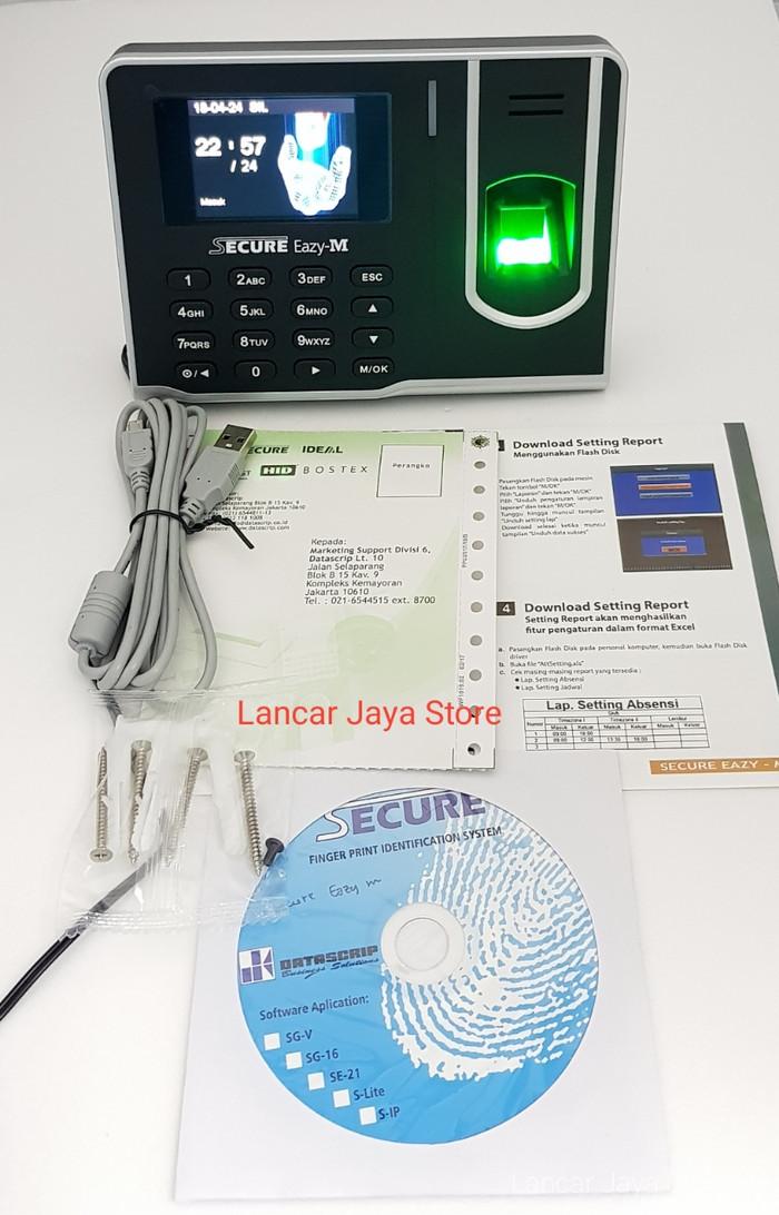 Download Driver Fingerprint Solution P207 : download, driver, fingerprint, solution, Termurah, Mesin, Absen, Sidik, Secure, Eazy-M, Absensi, Jakarta, Barat, ONLINE, Tokopedia