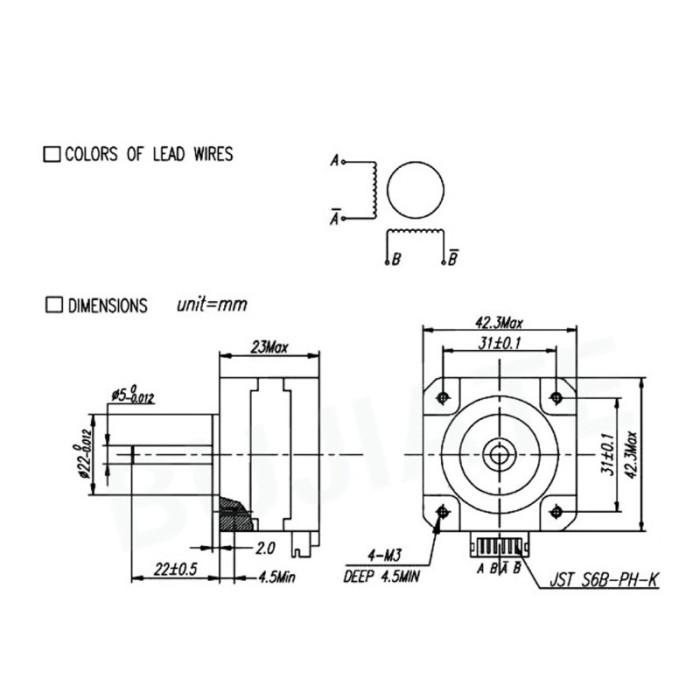 Nema 17 Wiring Diagram For Your Needs