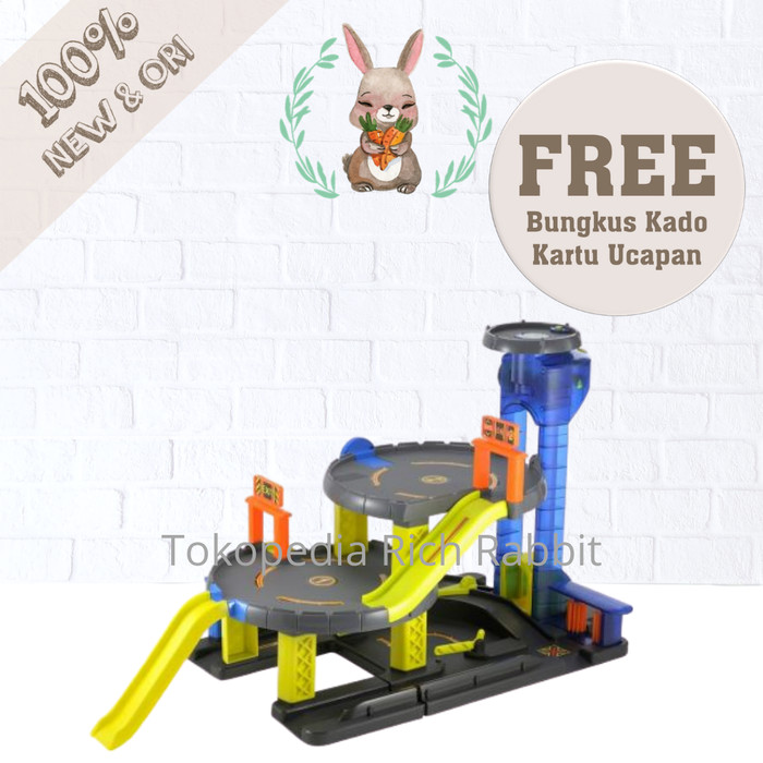 Jual Elc Big City Garage Toddlers Kids Toys Mainan Arena Anak Jakarta Barat Rich Rabbit Tokopedia