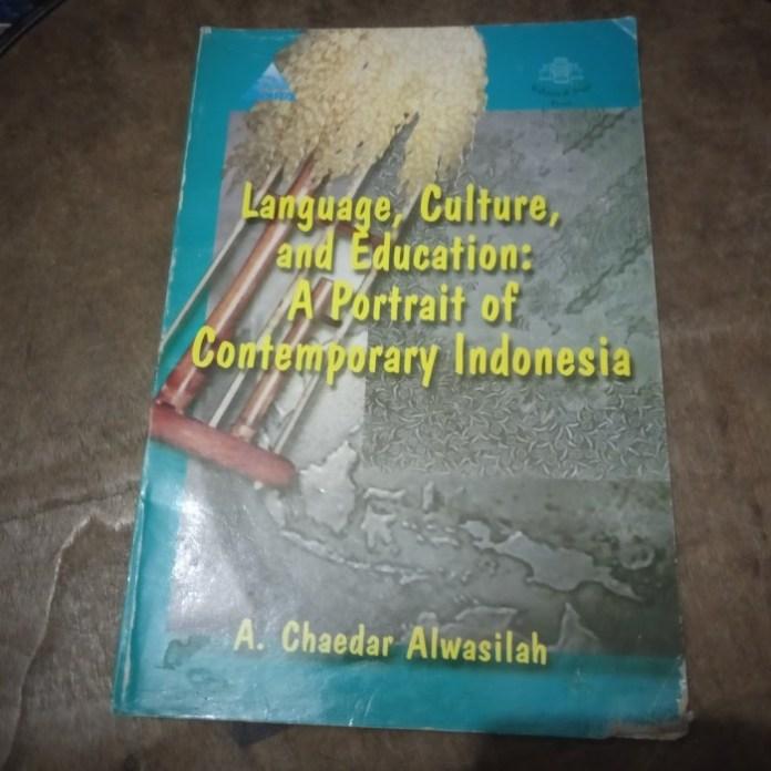 Jual Language Culture And Education A Portrait Of Contemporary Indonesia Kota Bandung Tb Hans Tokopedia