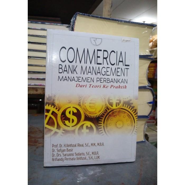 Jual Commercial Bank Management Rjw Jakarta Pusat Buku Satu Online Tokopedia