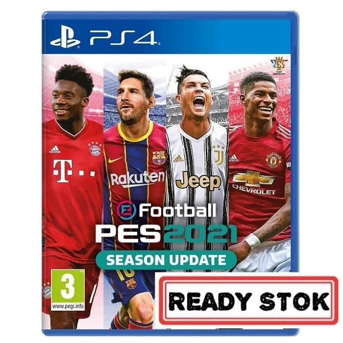 Pada tahun 2021, sudah ada beberapa varian ps4 yang telah diluncurkan, seperti ps4 original/fat, ps4 slim, dan ps4 pro. Jual PS4 Game PES21 - PES 21 - PES 2021 - Jakarta Pusat - Titan Games   Tokopedia