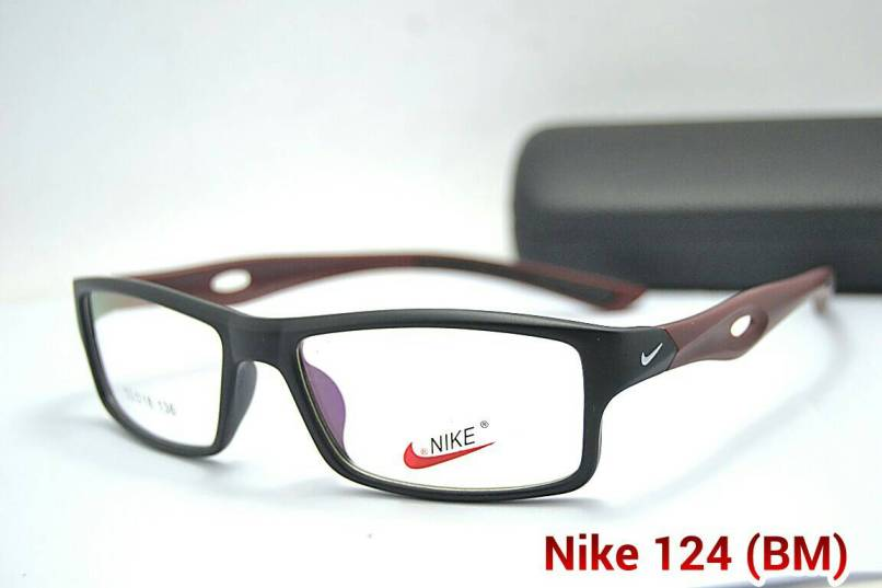 Jual Kacamata Half Frame Nike Nk 605 Bacaminus 8fba9dc7de
