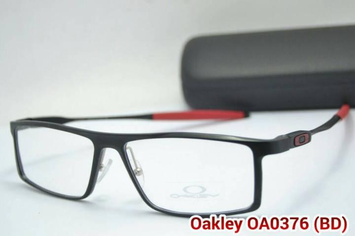 Jual Frame Kacamata Oakley Oa0376 Pria Wanita Lensa Baca Minus 4387e98493