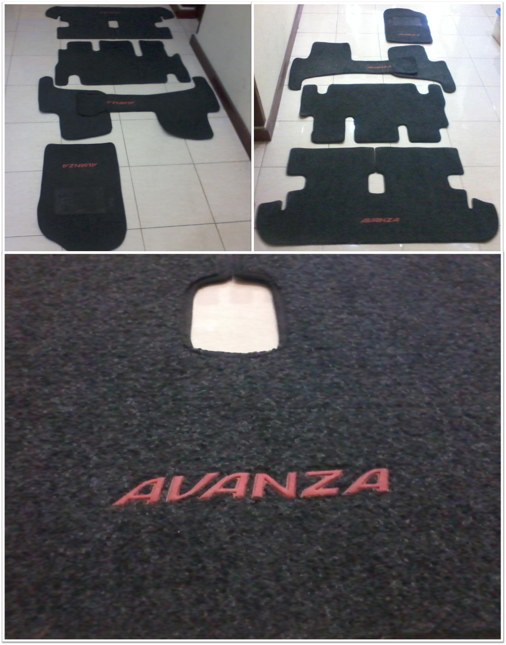 posisi nomor mesin grand new avanza toyota yaris trd sportivo cvt jual karpet dasar bludru all and
