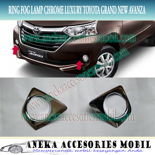 gambar toyota grand new veloz all alphard vs vellfire jual harga ring cover garnish fog lamp luxury mobil avanza unik motor