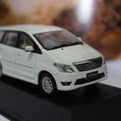 Grand New Kijang Innova V 2015 Veloz Warna Merah Jual Diecast Miniatur Toyota Ahmad