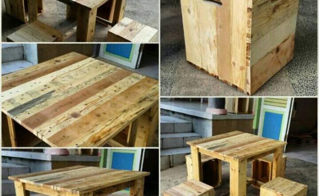 Jual Furniture Kayu Jati Belanda Bekas Palet Pinewood