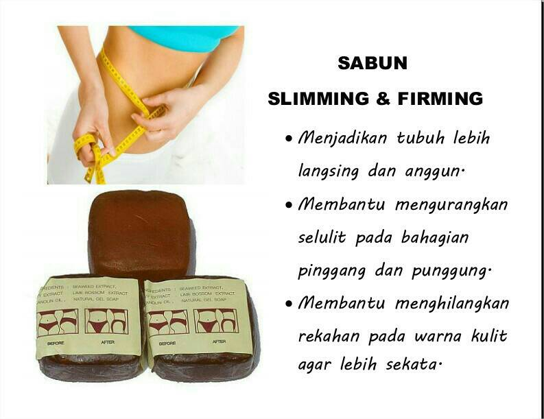 Pcs K Brothers Slimming Firming Gel Soap