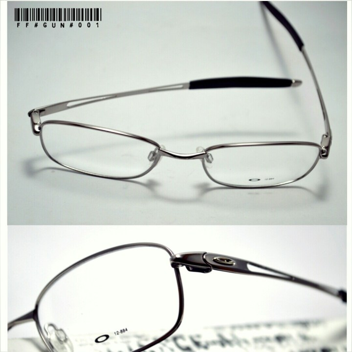 Jual Frame Kacamata Oakley Titanium Silver Metalic Snick O Daisy 5567cc0f4a