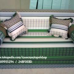 Harga Sofa Bed Inoac Cikarang How Much Fabric Does It Take To Recover A Tangerang Baci Living Room