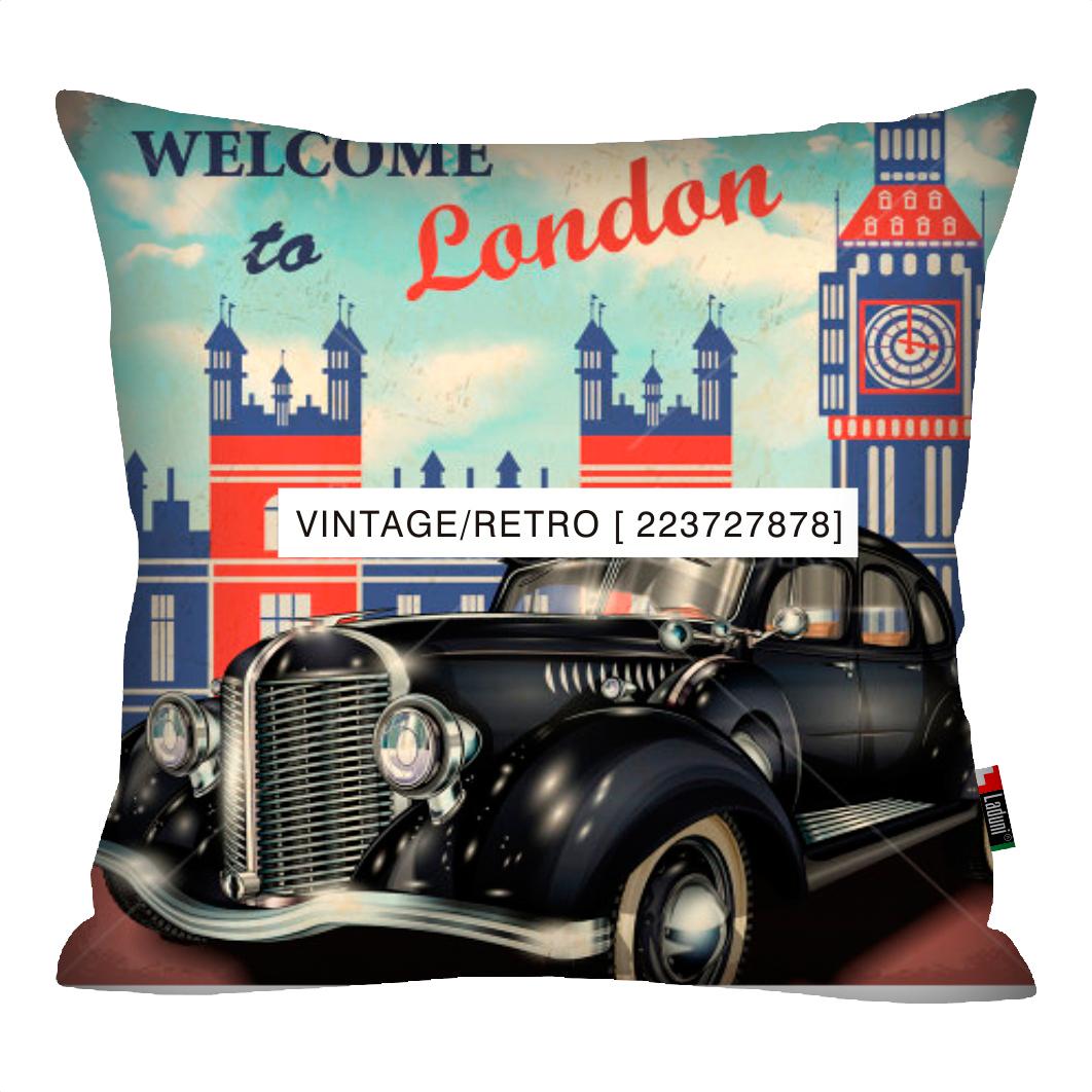 Jual Bantal Sofa  RETRO 2 Design bisa request  custom