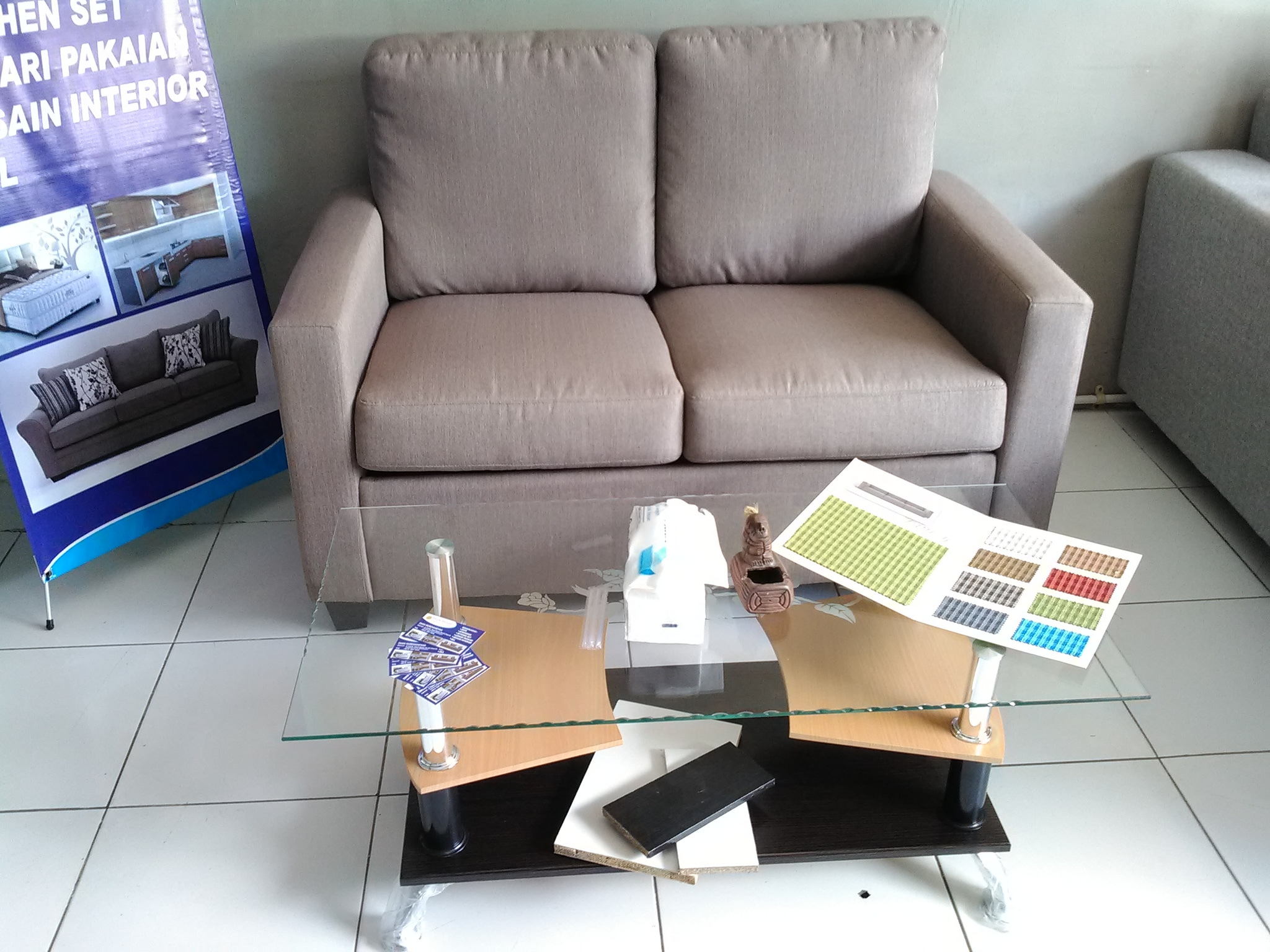 sofa bed malaysia murah leona furniture village 3 seat urban home designing trends