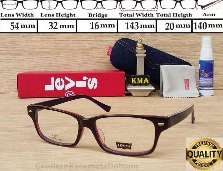 Model Frame Kacamata Minus Terbaru 2018  af268a4167