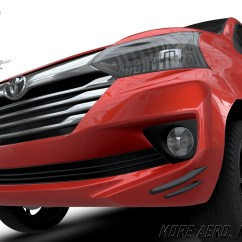 Grand All New Avanza 2016 Camry Specs 84 Modifikasi Mobil 2017