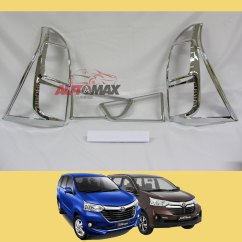 Jual Spoiler Grand New Avanza All Toyota Vellfire Download 75 Lampu Belakang Terupdate Modispik