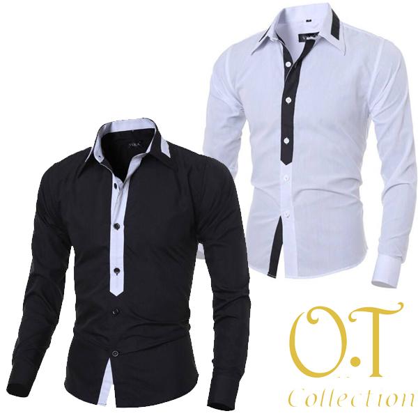 Baju Kemeja Putih Pria Keren