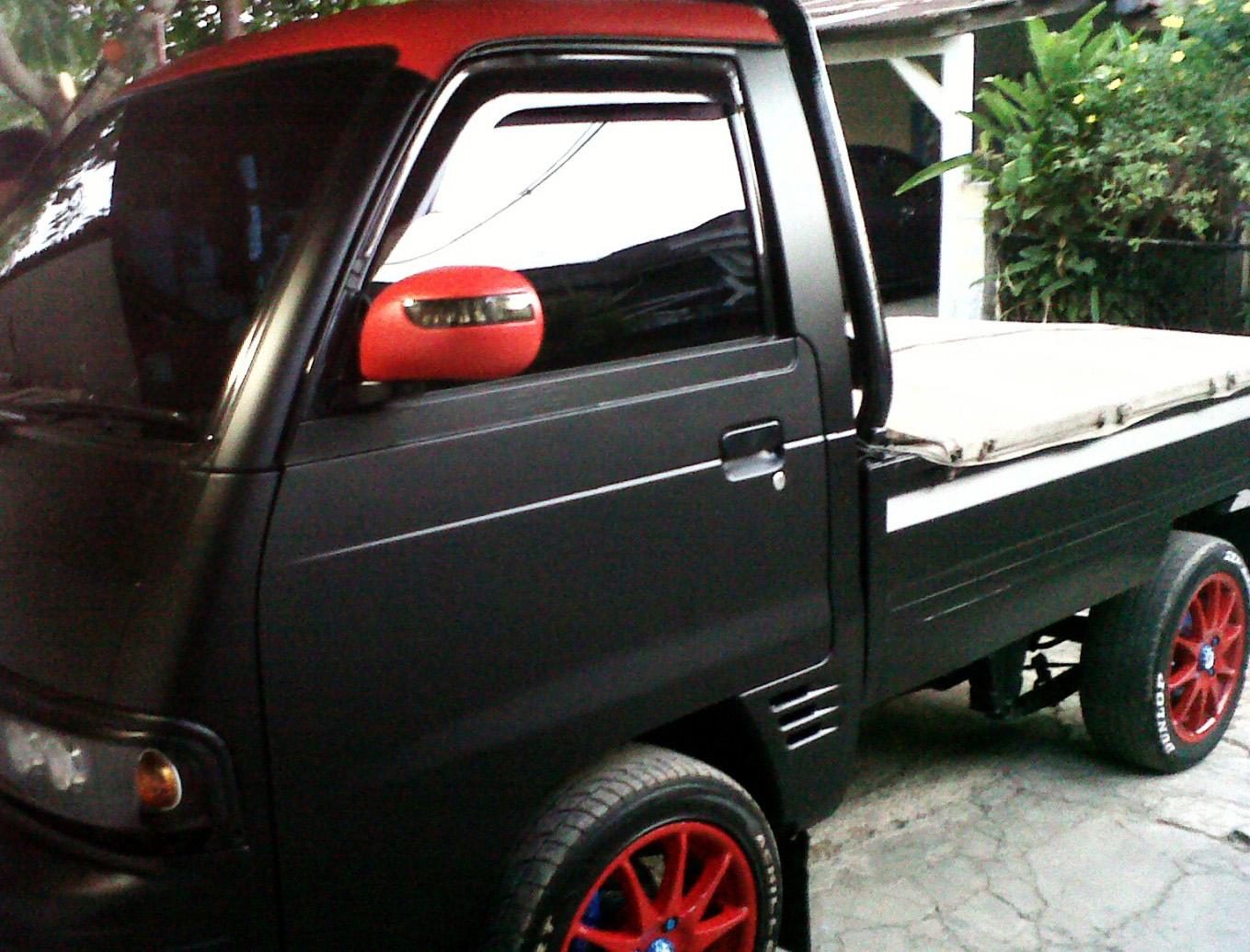 warna grand new avanza 2018 all camry 2019 malaysia kumpulan modifikasi mobil hitam doff