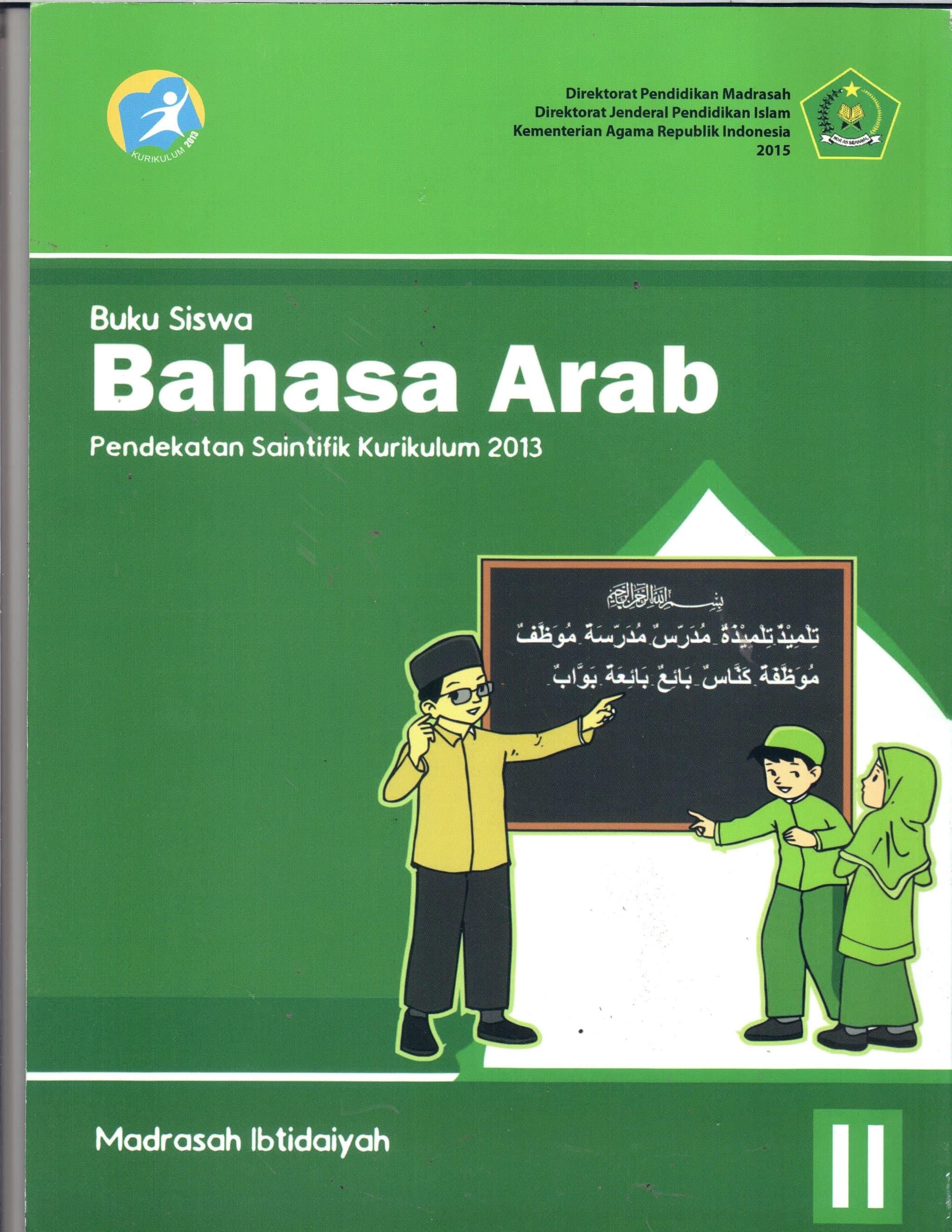 RPP Bahasa Arab Kurikulum 2013 Kelas X Semester 1 Tingkat...