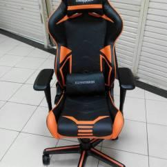 Dxracer Chair Cover Arm With Ottoman Jual Kursi Komputer Pc Gaming Chairs Racing Series Oh/rv131/no - Gado It | Tokopedia