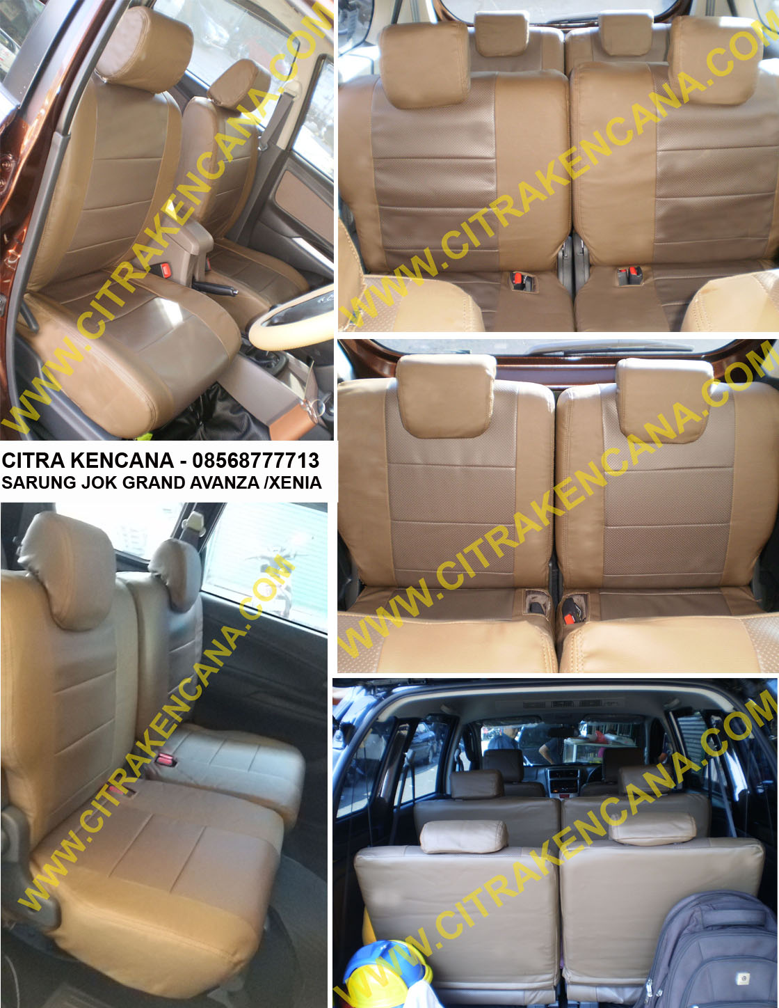 aksesoris grand new avanza 2015 all alphard 2018 indonesia jual sarung jok xenia citra