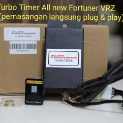 Harga All New Innova Venturer Bumper Grand Veloz Jual Turbo Timer Oem Untuk Fortuner Dan Hilux