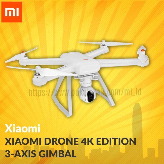 Xiaomi Drone 4K Edition 3 - Axis Gimbal