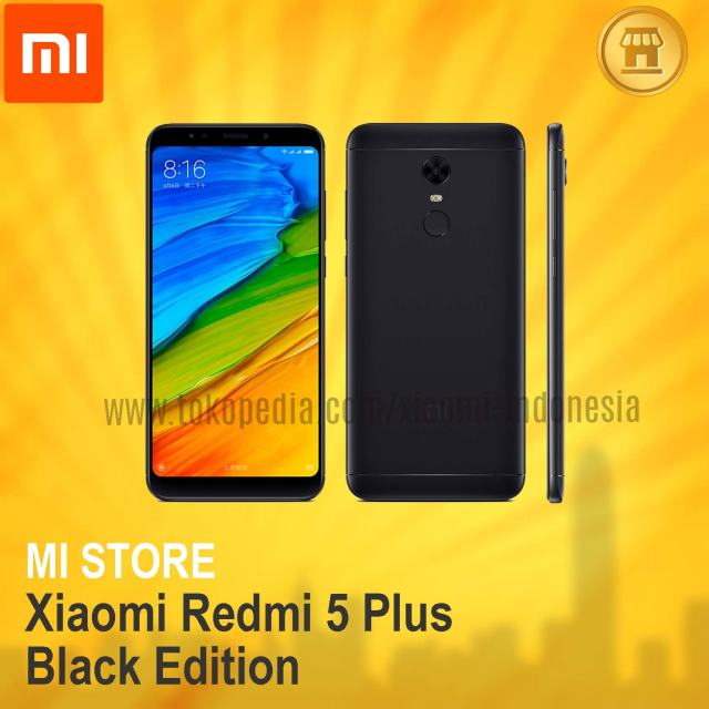Xiaomi Redmi 5 Plus 3Gb 32Gb - Gold