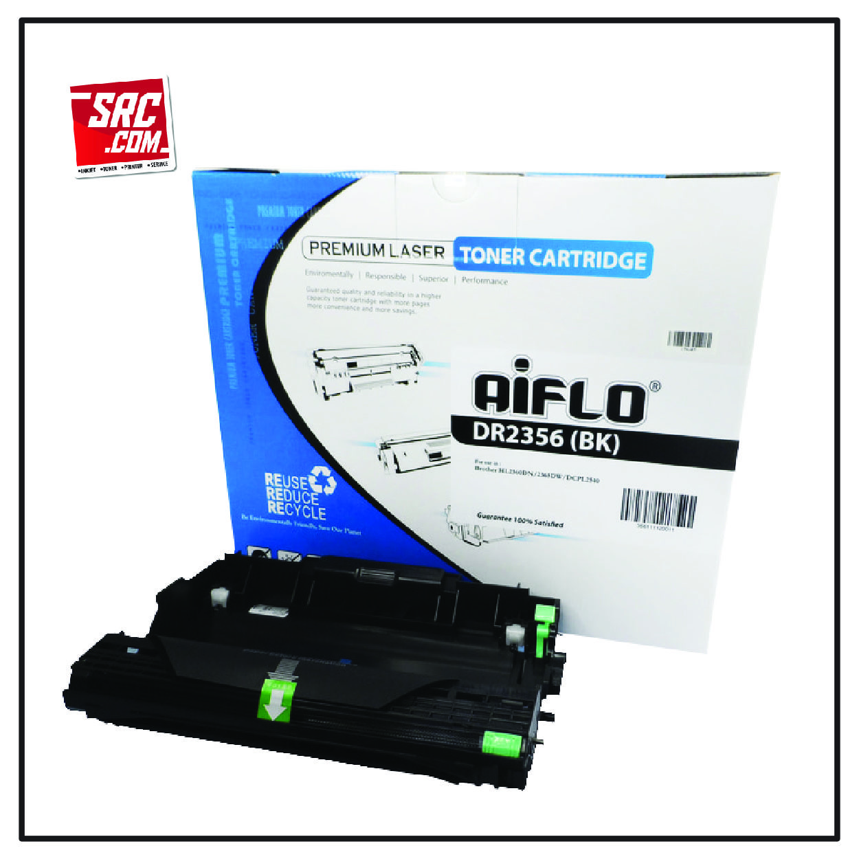 AIFLO DR-2356 Drum Unit Compatible Untuk Printer Laser Brother