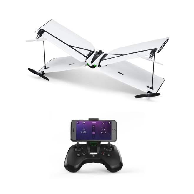 Parrot Swing Drone + Parrot FLYPAD