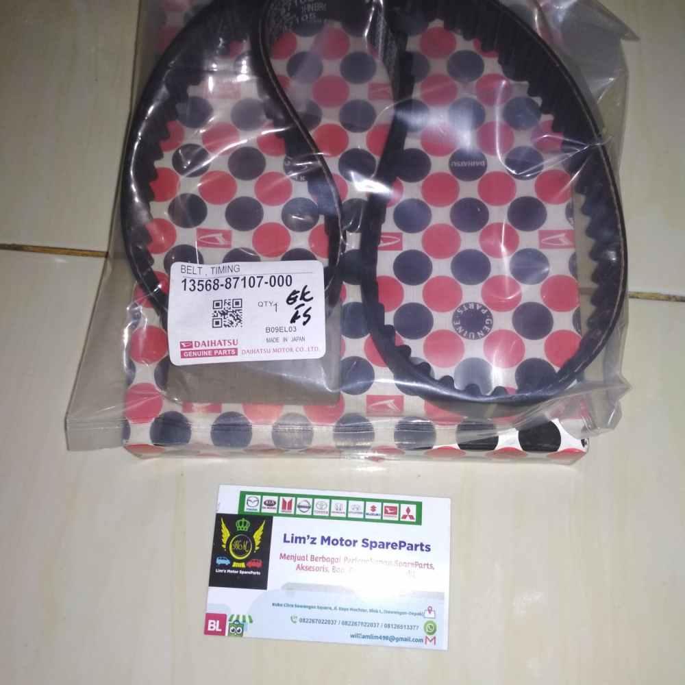 medium resolution of jual timing belt daihatsu zebra s89 espass s91 classy 1 3cc kota depok william shop 7 tokopedia