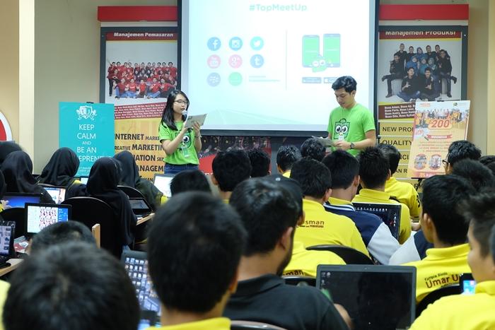 Tokopedia Meet Up: Semangat Umar Usman untuk Menciptakan Peluang Bisnis Bersama Tokopedia
