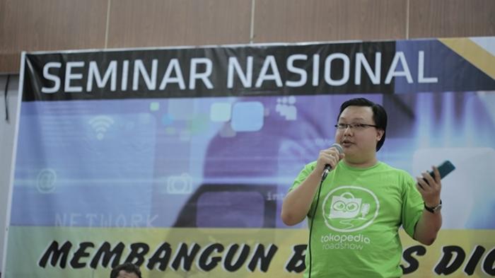 Tokopedia Roadshow: Serunya Kunjungan Tim Tokopedia ke Kota Batik, Solo
