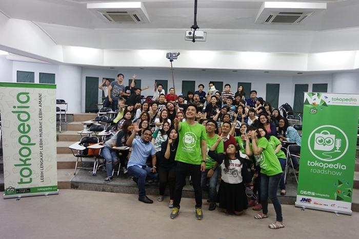 Kilas Balik Perjalanan Tokopedia Selama 2014