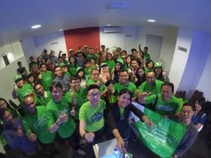 Temu Top Community Semarang :  Berbagi dan Berkembang untuk Kemajuan Bersama