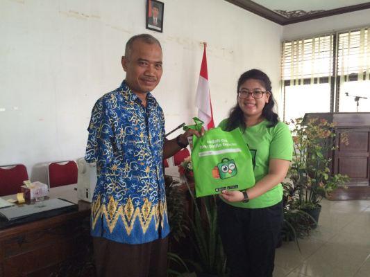 Tokopedia Roadshow Pontianak 2016: Tokopedia Beraksi Bersama Persatuan Penyandang Disabilitas Indonesia