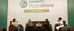 Tokopedia Roadshow 2016: Berani Keluar dari Zona Nyaman, Kunci Kesuksesan