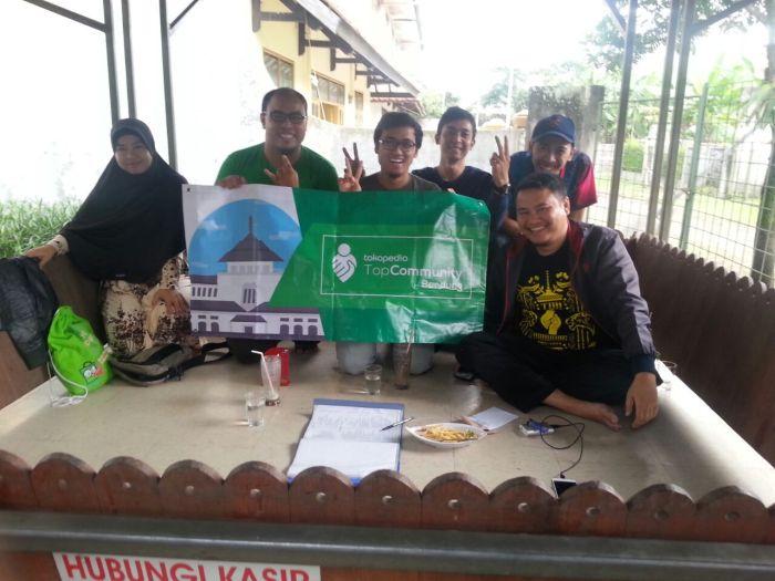 NOBAR TopCommunity Bandung