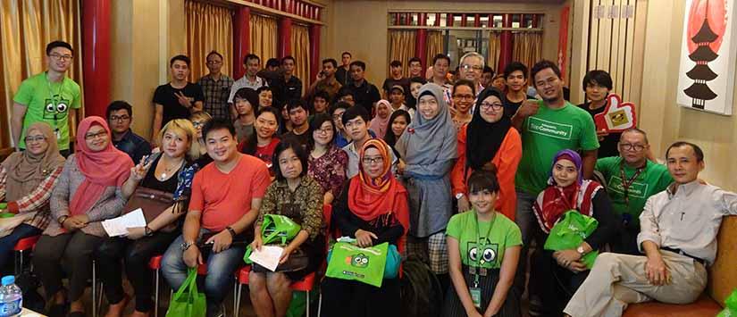 Temu Toppers Bersama RPX: Jadikan Toko Online-Mu Eksis Lewat Media Sosial