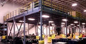 What is a Warehouse Mezzanine and What Are the Benefits