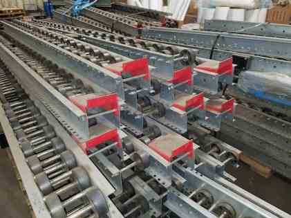 Steel-King-Pallet-Flow-System-Rails
