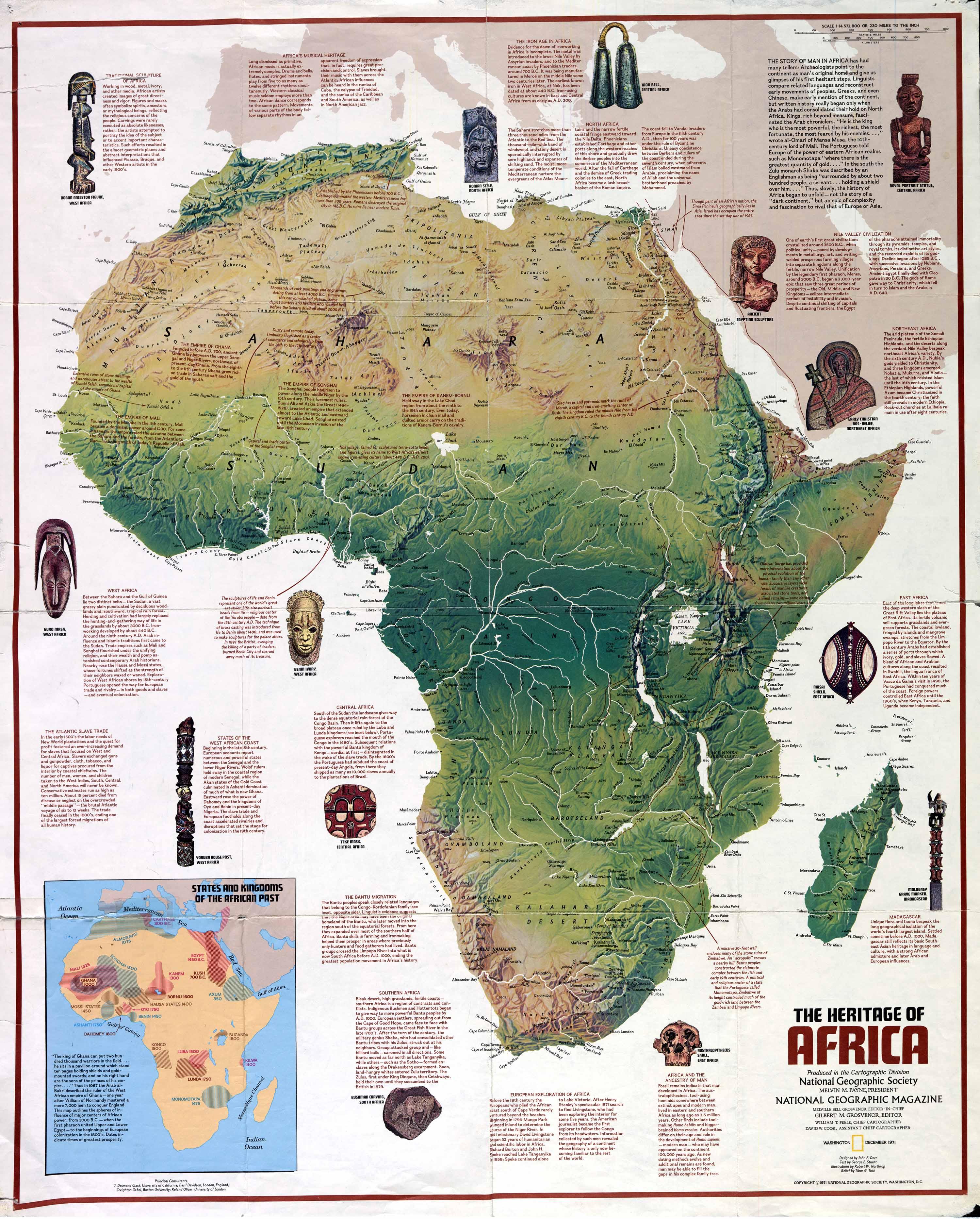 Mission Discover Sub Saharan Africa