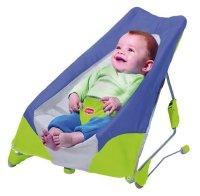 Tiny Love Bouncer Portable Folding Baby Chair Sleeping ...