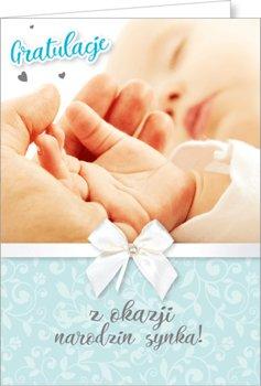 Zyczenia Dla Przyszlej Mamy : zyczenia, przyszlej, Gratulacje, Okazji, Narodzin, Dziecka, GM462, Armin, Style, Sklep, EMPIK.COM