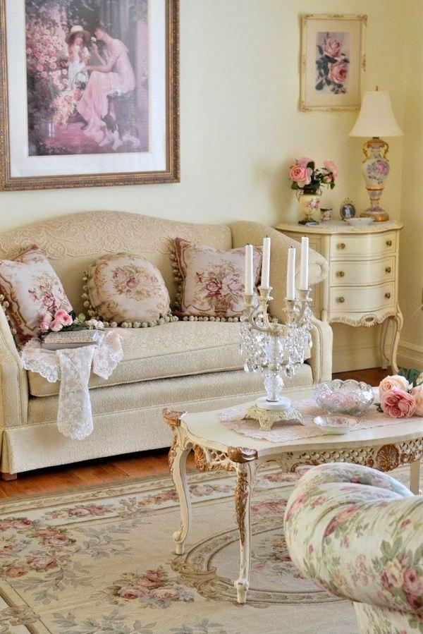 50 Cool Shabby Chic Living Room Decor Ideas Ecstasycoffee